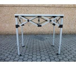 gazebo pieghevole tavolo